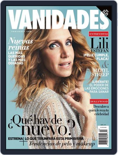 Vanidades Usa (Digital) April 1st, 2017 Issue Cover