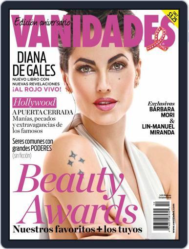 Vanidades Usa (Digital) October 1st, 2016 Issue Cover