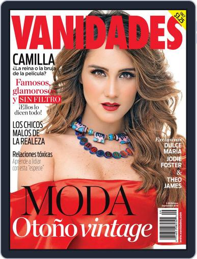 Vanidades Usa (Digital) September 1st, 2016 Issue Cover