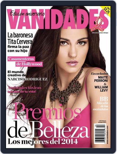 Vanidades Usa (Digital) September 22nd, 2014 Issue Cover