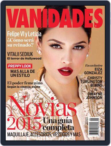 Vanidades Usa (Digital) July 14th, 2014 Issue Cover