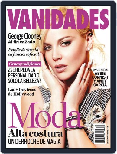 Vanidades Usa (Digital) June 16th, 2014 Issue Cover