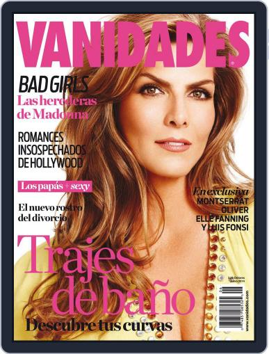 Vanidades Usa (Digital) May 19th, 2014 Issue Cover
