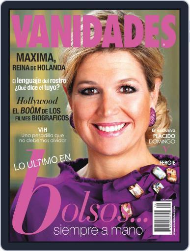 Vanidades Usa (Digital) May 20th, 2013 Issue Cover