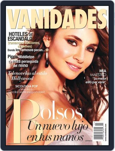 Vanidades Usa (Digital) October 23rd, 2012 Issue Cover