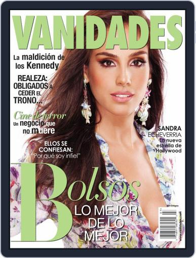 Vanidades Usa (Digital) June 18th, 2012 Issue Cover
