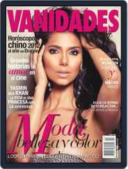 Vanidades Usa (Digital) Subscription January 16th, 2012 Issue