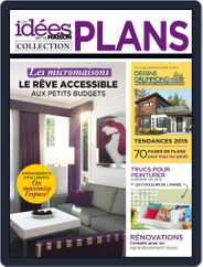 Les idées de ma maison - Collection plans (Digital) Subscription April 1st, 2015 Issue
