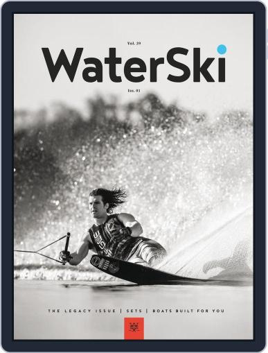 Water Ski March 1st, 2017 Digital Back Issue Cover