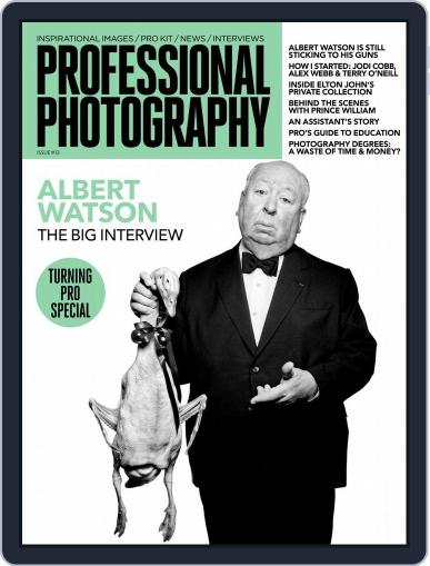 Professional Photography Magazine (Digital) October 1st, 2016 Issue Cover