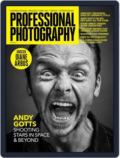 Professional Photography Magazine (Digital) September 1st, 2016 Issue Cover