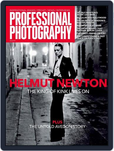 Professional Photography Magazine (Digital) July 20th, 2016 Issue Cover
