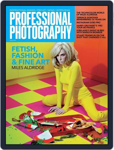 Professional Photography Magazine (Digital) June 23rd, 2016 Issue Cover