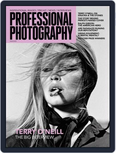 Professional Photography Magazine (Digital) May 26th, 2016 Issue Cover
