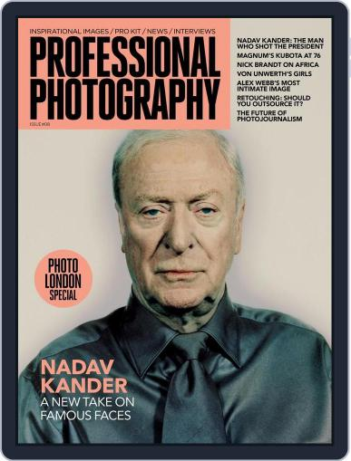 Professional Photography Magazine (Digital) April 28th, 2016 Issue Cover