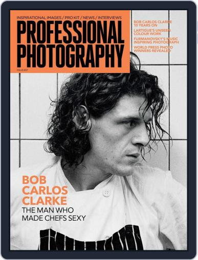 Professional Photography Magazine (Digital) March 31st, 2016 Issue Cover