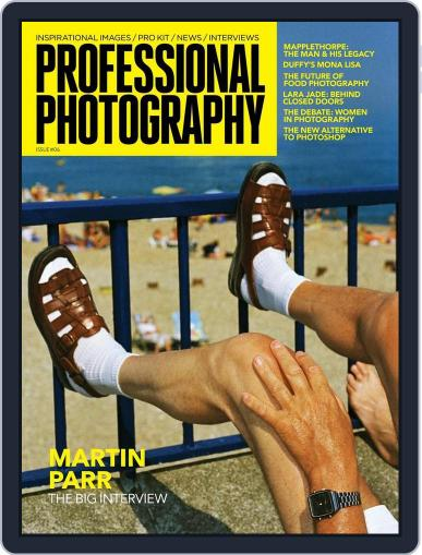 Professional Photography Magazine (Digital) March 3rd, 2016 Issue Cover