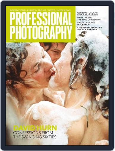 Professional Photography Magazine (Digital) January 7th, 2016 Issue Cover