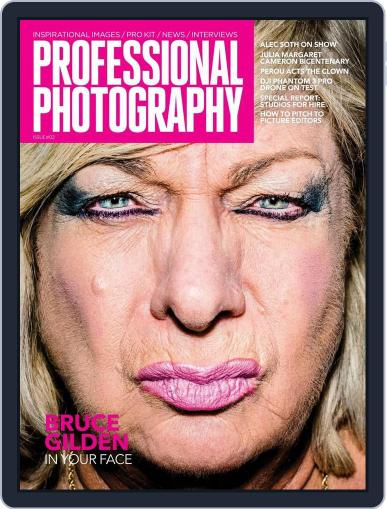 Professional Photography Magazine (Digital) November 12th, 2015 Issue Cover