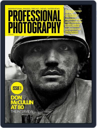 Professional Photography Magazine (Digital) October 31st, 2015 Issue Cover