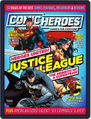 Comic Heroes (Digital) Subscription April 1st, 2017 Issue