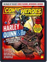 Comic Heroes (Digital) Subscription July 8th, 2016 Issue