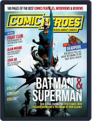 Comic Heroes (Digital) Subscription January 8th, 2016 Issue
