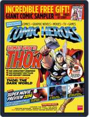 Comic Heroes (Digital) Subscription August 18th, 2013 Issue