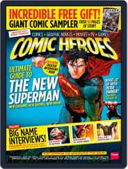 Comic Heroes (Digital) Subscription April 21st, 2013 Issue
