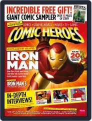 Comic Heroes (Digital) Subscription February 19th, 2013 Issue