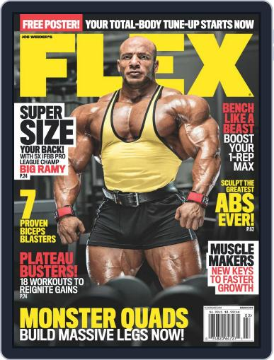Flex (Digital) March 1st, 2018 Issue Cover
