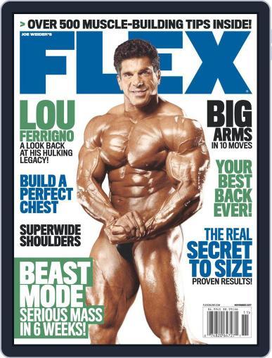 Flex (Digital) November 1st, 2017 Issue Cover