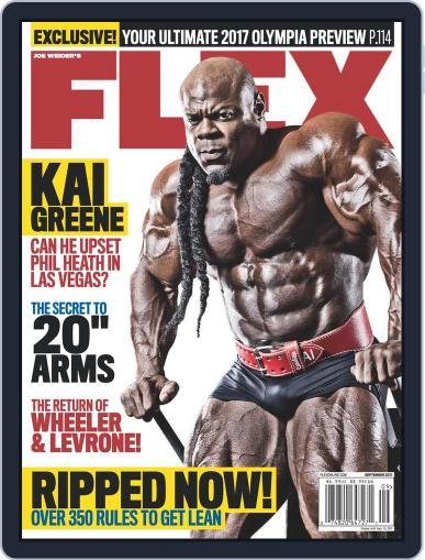 Flex (Digital) September 1st, 2017 Issue Cover