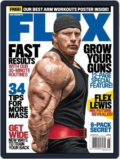 Flex (Digital) June 1st, 2017 Issue Cover