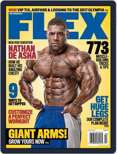 Flex (Digital) April 1st, 2017 Issue Cover