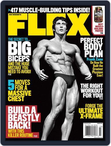 Flex (Digital) March 27th, 2017 Issue Cover