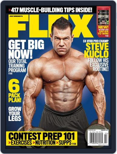 Flex (Digital) February 1st, 2017 Issue Cover