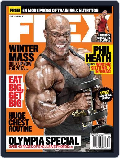 Flex (Digital) December 1st, 2016 Issue Cover