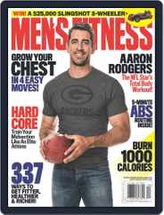 Men's Fitness (Digital) Subscription September 1st, 2017 Issue