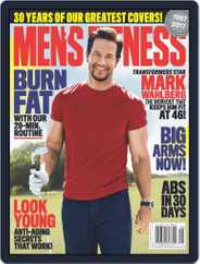 Men's Fitness (Digital) Subscription July 1st, 2017 Issue