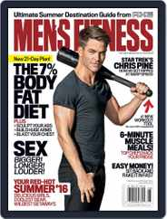 Men's Fitness (Digital) Subscription July 1st, 2016 Issue