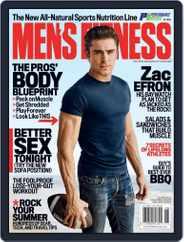 Men's Fitness (Digital) Subscription June 1st, 2016 Issue