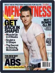 Men's Fitness (Digital) Subscription January 1st, 2016 Issue