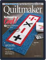 QUILTMAKER (Digital) Subscription July 1st, 2020 Issue