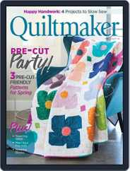 QUILTMAKER (Digital) Subscription March 1st, 2020 Issue