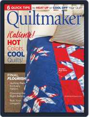 QUILTMAKER (Digital) Subscription July 1st, 2019 Issue