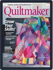 QUILTMAKER (Digital) Subscription March 1st, 2019 Issue