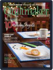 QUILTMAKER (Digital) Subscription October 2nd, 2018 Issue