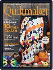 QUILTMAKER (Digital) Subscription September 1st, 2018 Issue