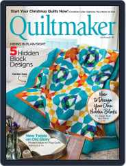 QUILTMAKER (Digital) Subscription July 1st, 2018 Issue